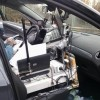 Mobile Worker Outfits Car as Virtual Office Space