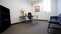 One Person Window Office