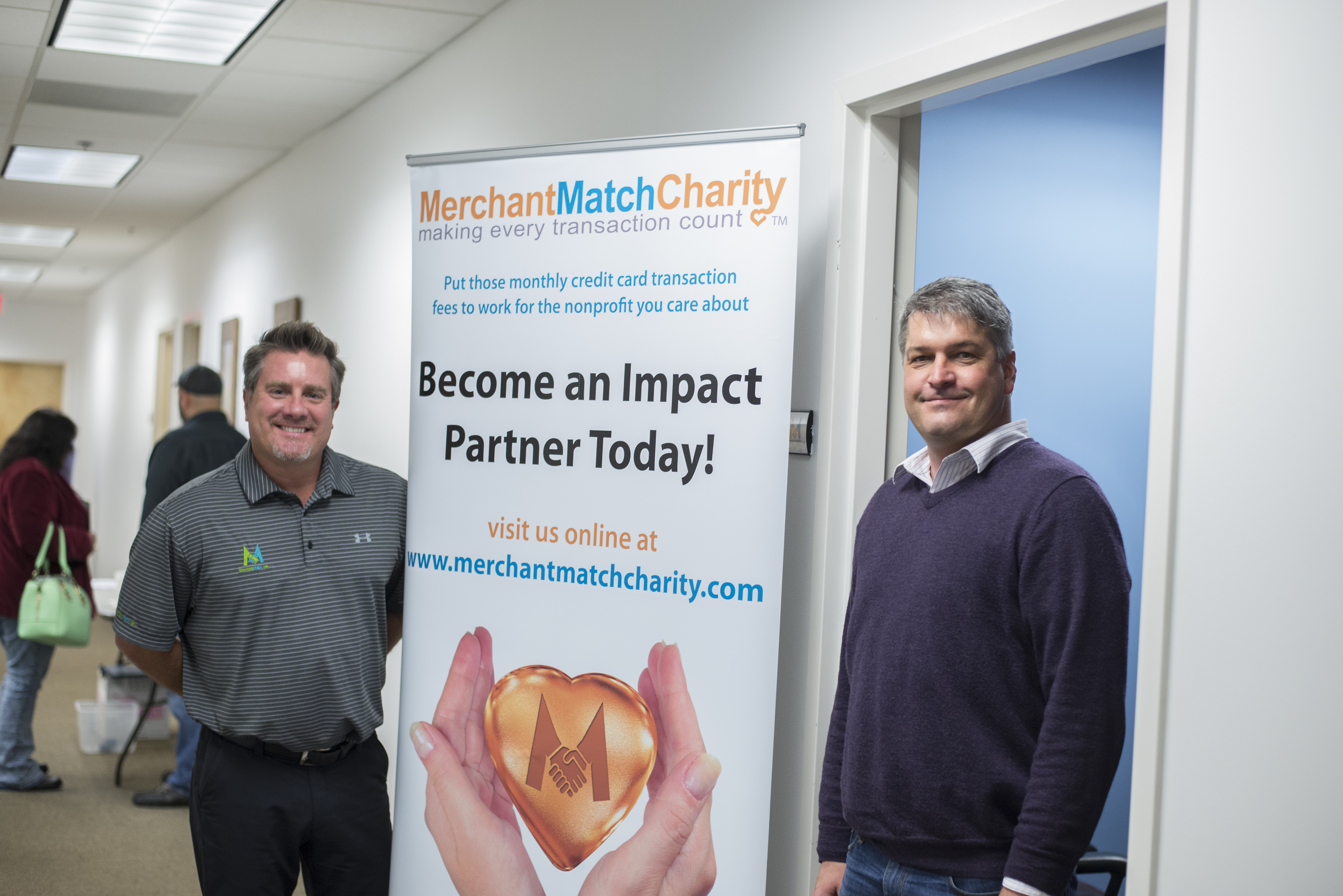 Merchant Match Charity